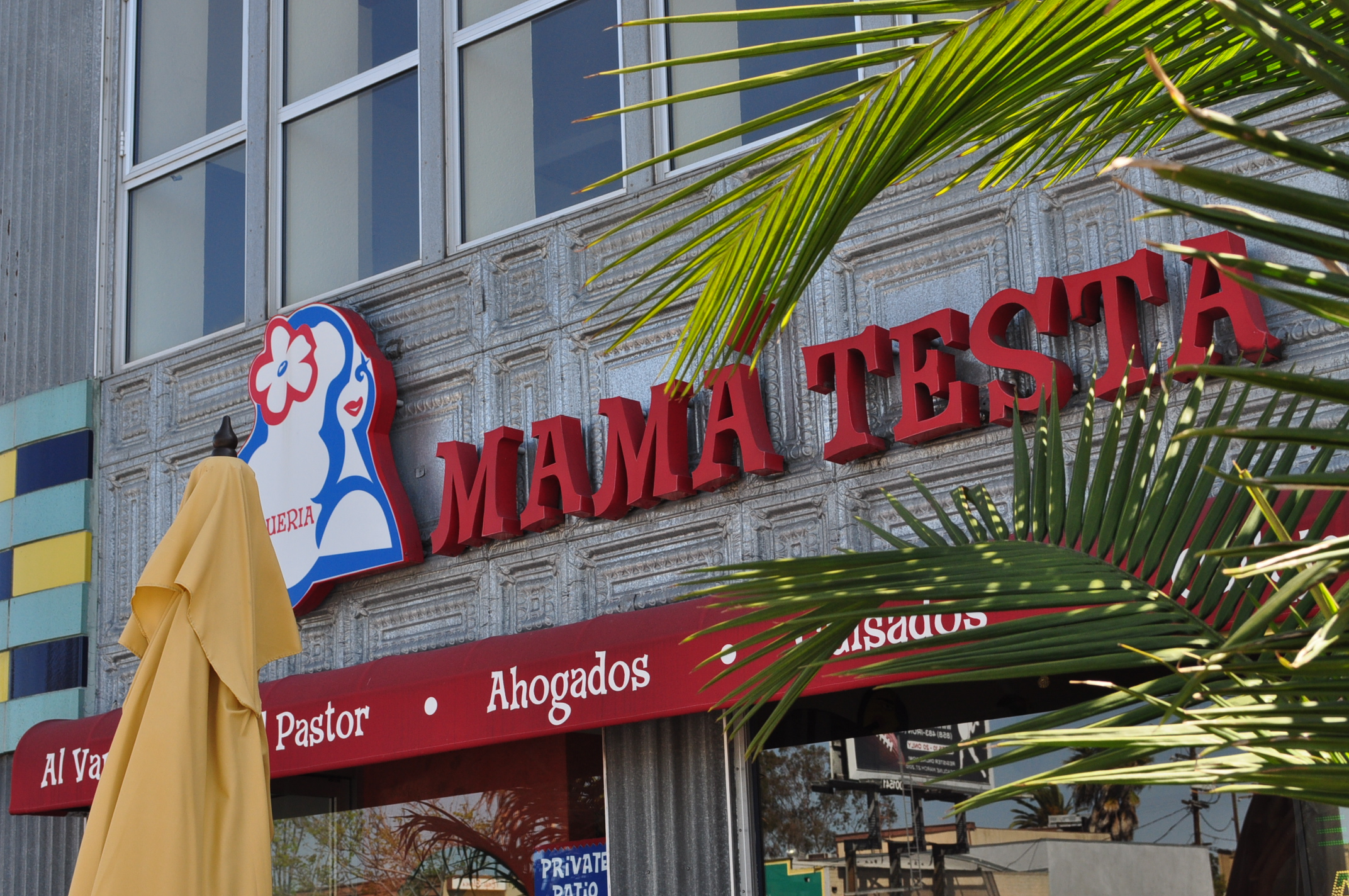 San diego restaurant review mama testa for Mama s kitchen san diego