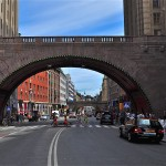 Bridge Across Kunsgatan