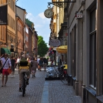 Narrow Streets of Gamla Stan
