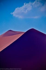 Shaybah Sand Dune