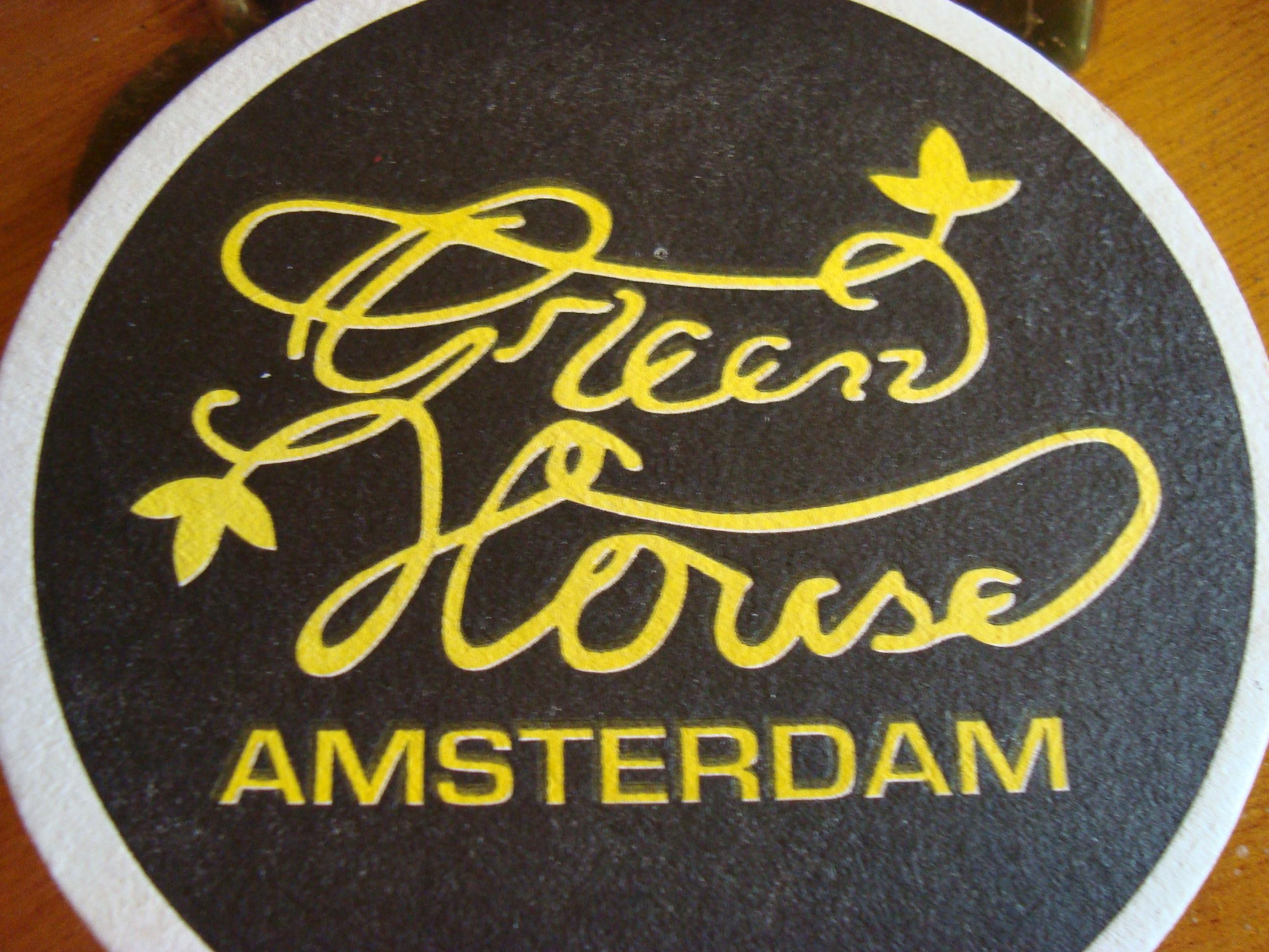 Amsterdam:  Coffeeshop Tour