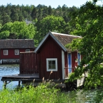 Boat House on Baltic in Tyresö
