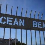Ocean Beach Gate
