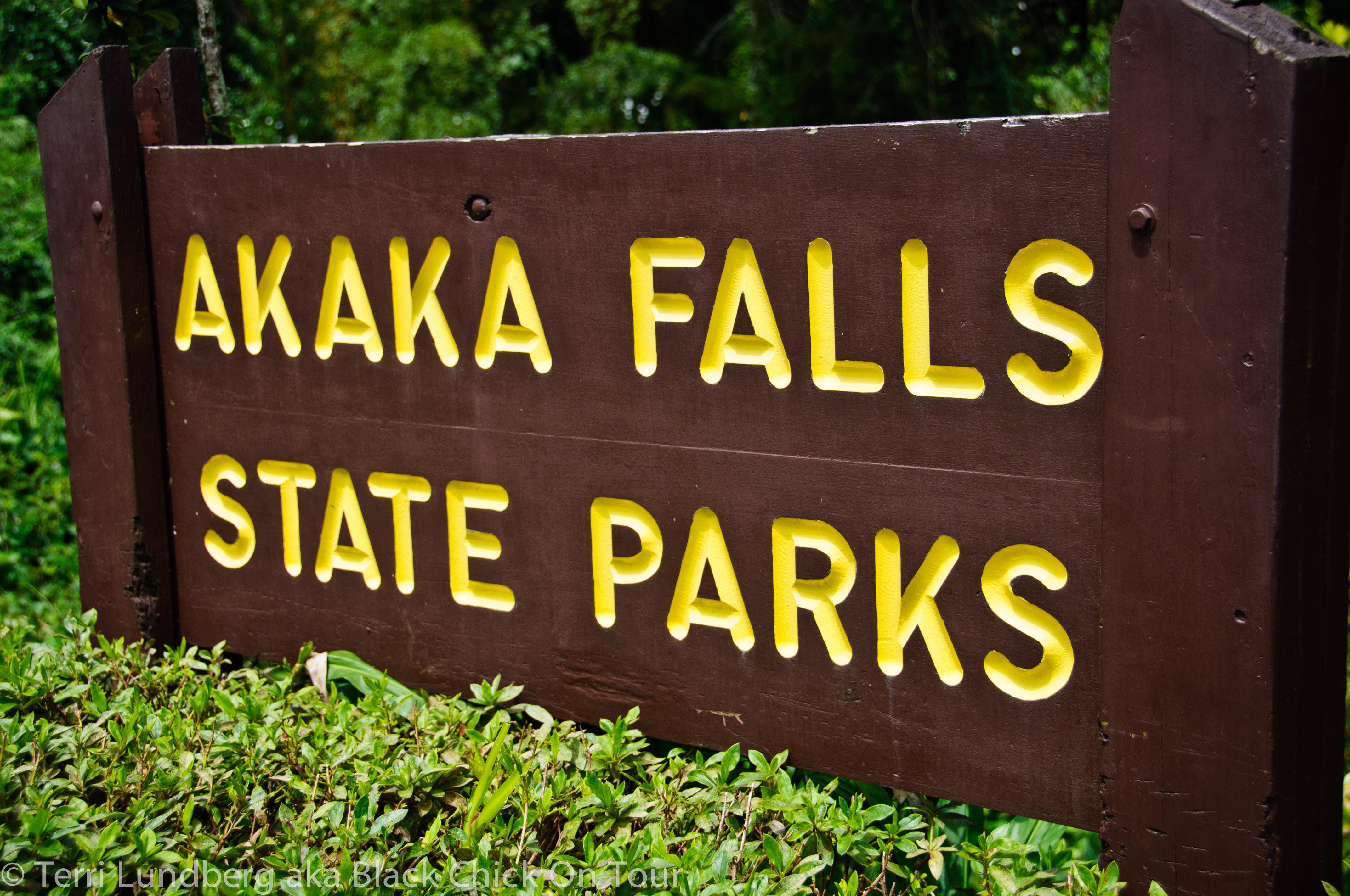 Photo Tour:  Akaka Falls, Hawaii