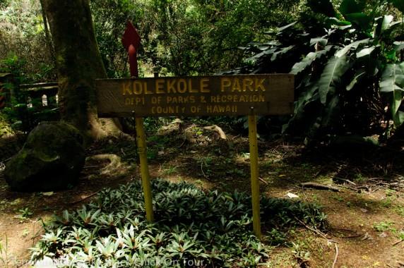 Kolekole Park State Park