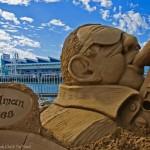 Photo Tour:  The U.S. Sand Sculpting Challenge and 3D Art Exposition