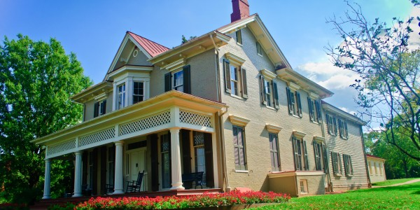 PHOTO TOUR:  Cedar Hill aka The Frederick Douglass House
