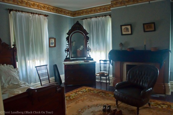 Frederick Douglass's Bedroom