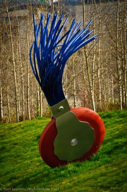 Typewriter Eraser Olympic Sculpture Park