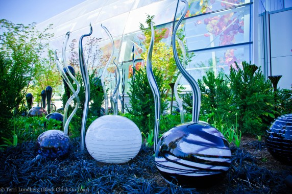 Space Needle on Chihuly Balls