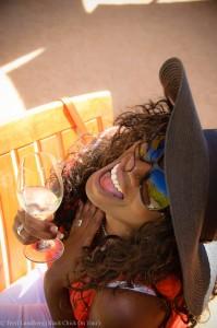 Terri and Wine