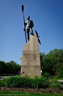 Edward Hanlan Statue