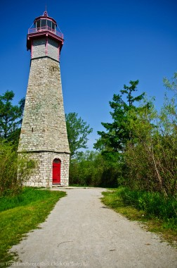 Lighthouse on Toronto Island