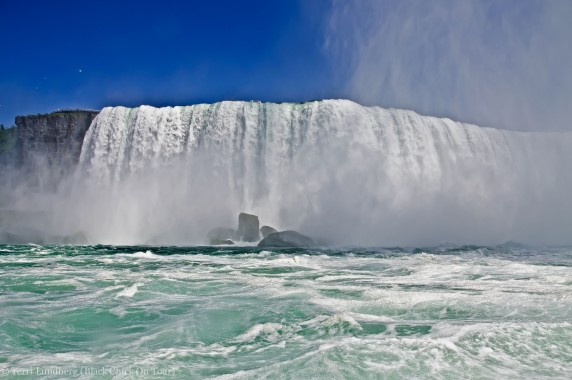 Niagara Falls in the Mist