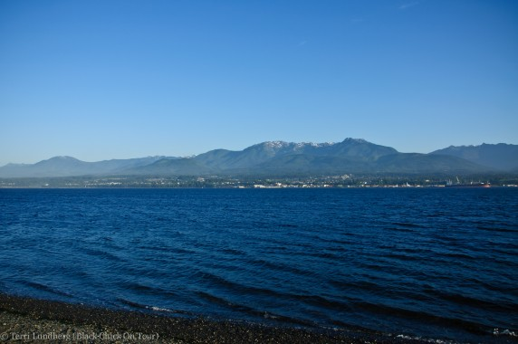 Port Angeles from Ediz Hook