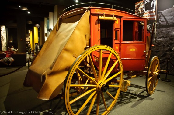 Museum of Westward Expansion Stage Coach