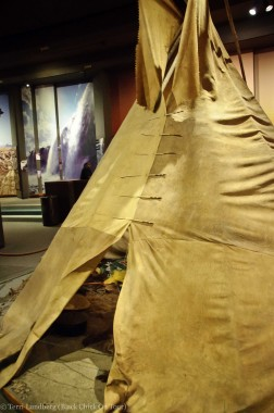 Museum of Westward Expansion Tipi