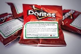 Seattle PD Doritos Bag Courtesy of Consumerist.com