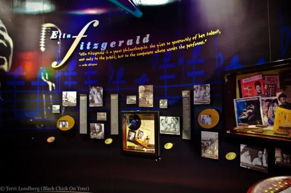 American Jazz Museum Ella Fitzgerald