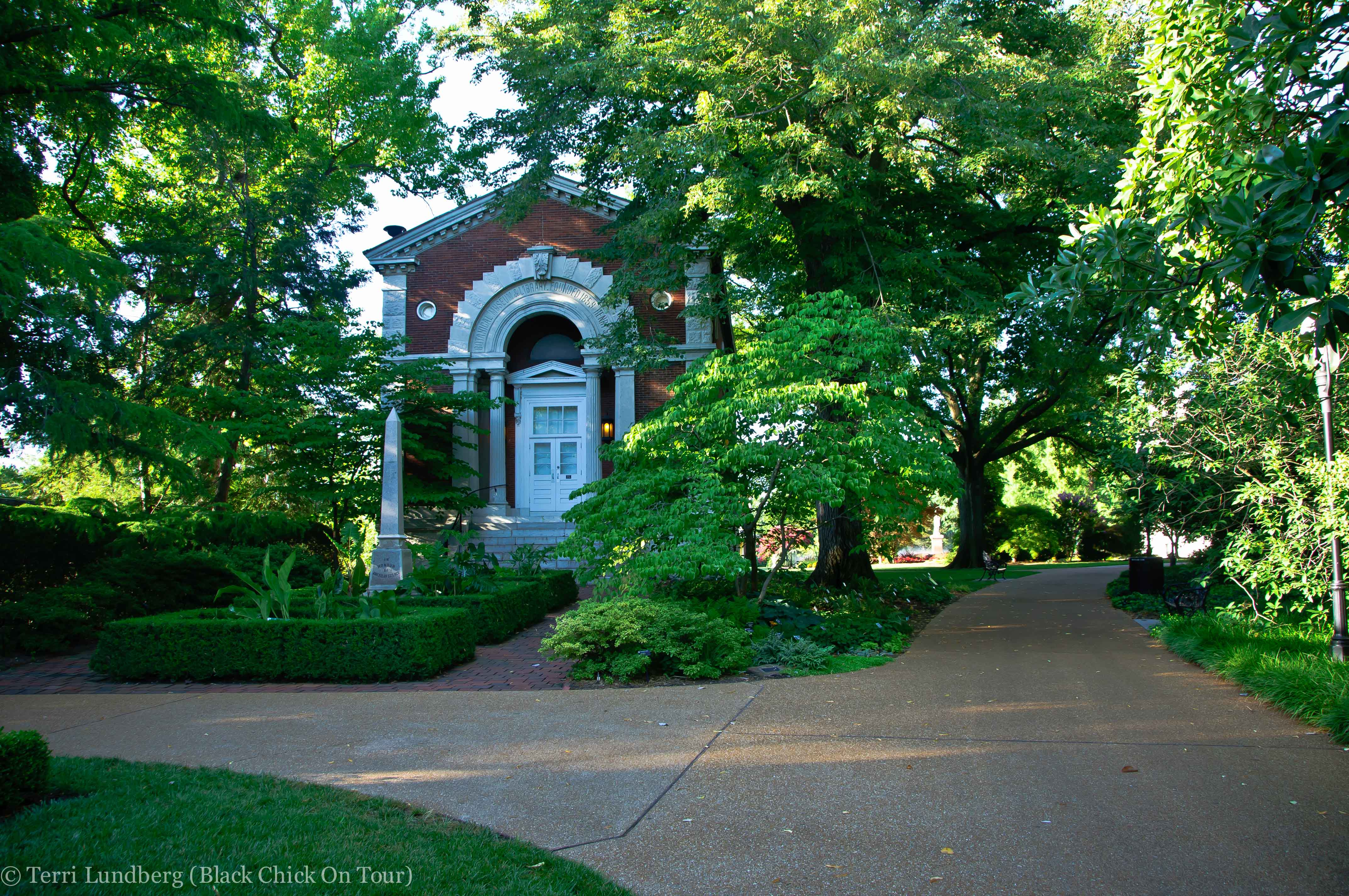 Missouri Botanical Gardens Museum And Library