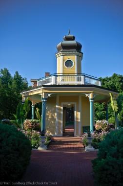 Observatory Missouri Botanical Gardens
