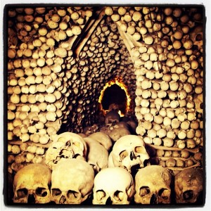 The Bone Church.