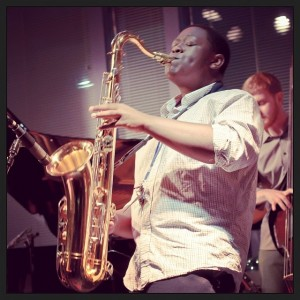 Kansas City, MO is a must for jazz lovers. Earnest is a teenage wonder on the saxophone.