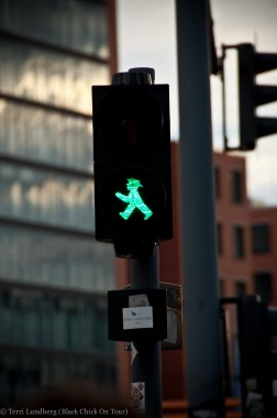 The Berlin Walking Man