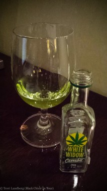 Cannabis Infused Vodka