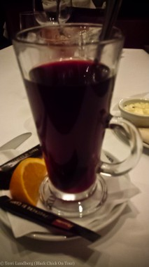 Hot Wine in Prague