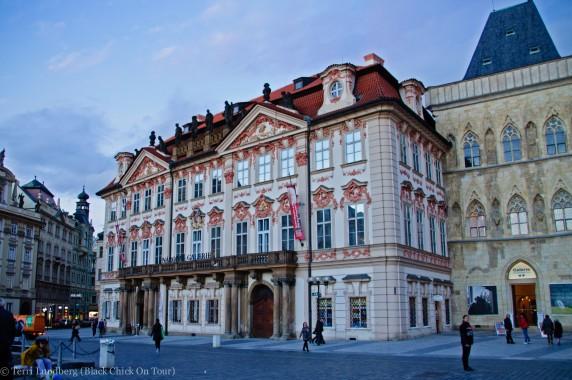 Národní Galerie - Pragues National Gallery