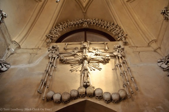 The Bone Church Cross of Bones