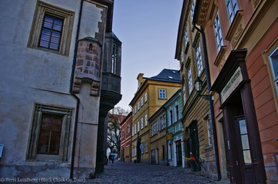 The Cobblestone Streets of Kutná Hora