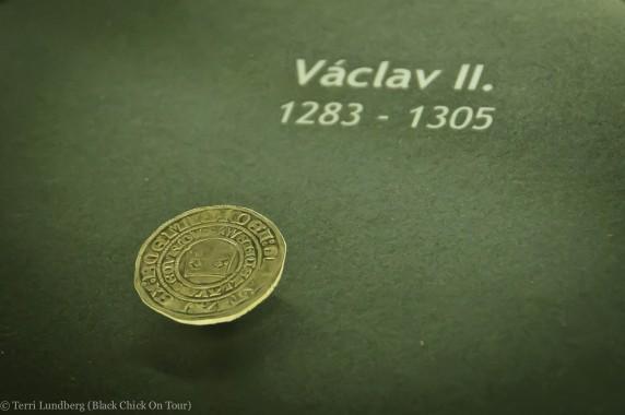 The Italian Court Silver Coins Václav II