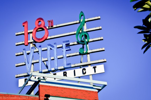 18th and Vine Signage