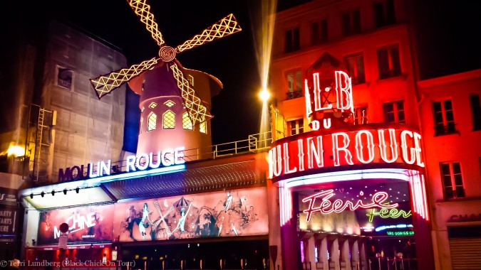 Moulin Rouge is located in the 18th Arrondissement or Montmartre.