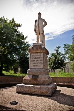 Statue of John Brown