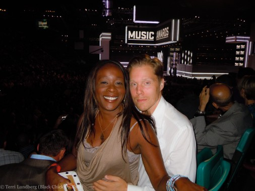 Roland and Terri and the Billboard Music Awards