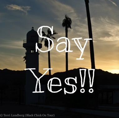 Say Yes To Travel - Sunset in San Felipe