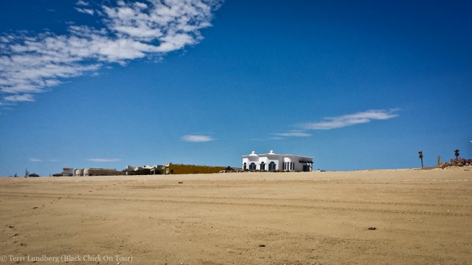 Beachfront Villa in San Felipe