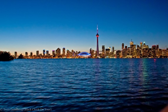 Toronto Nighttime Skyline
