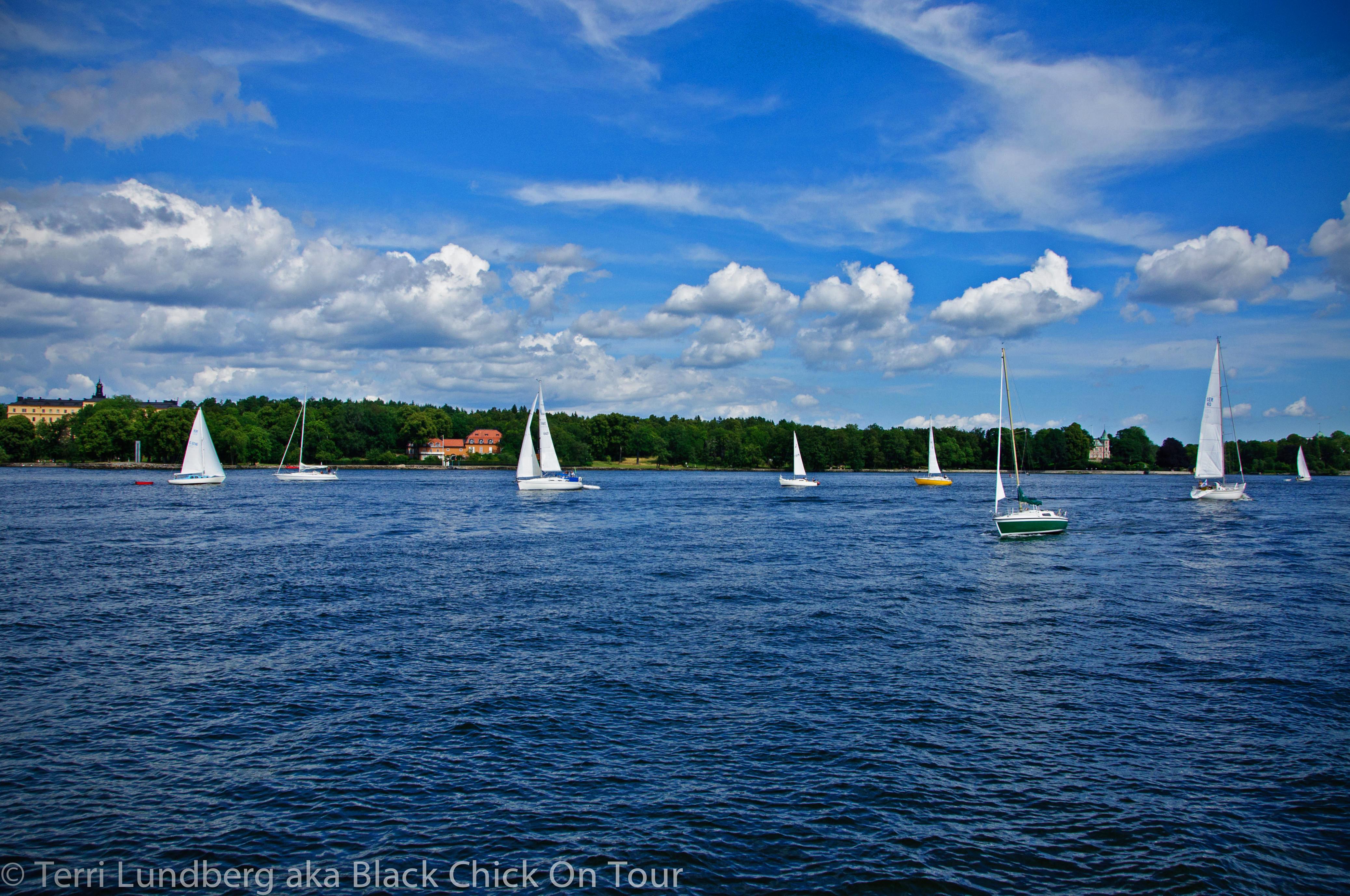 Photo Tour:  Stockholm's Archipelago
