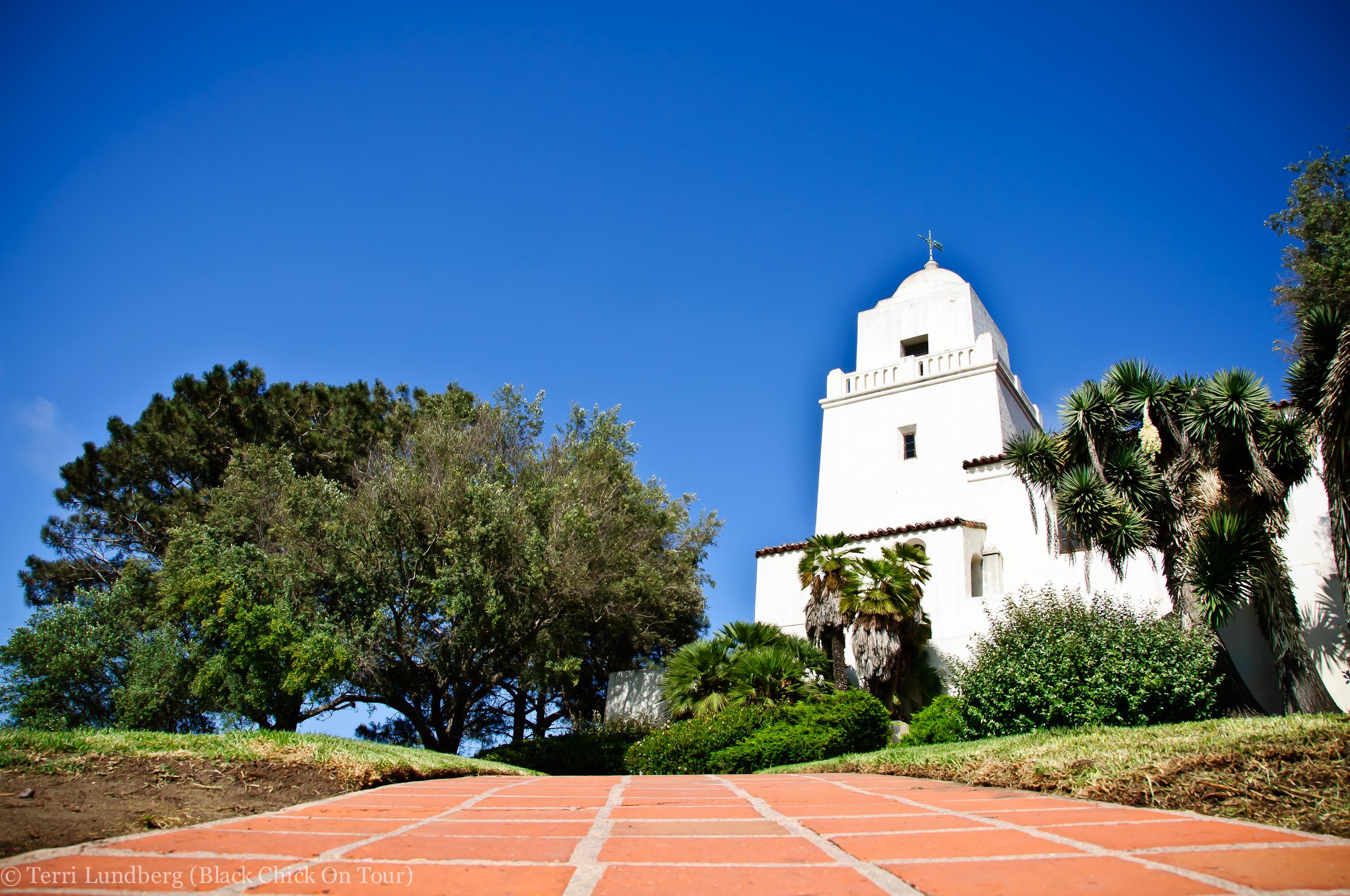 San Diego Hometown Tourist:  Presidio Park
